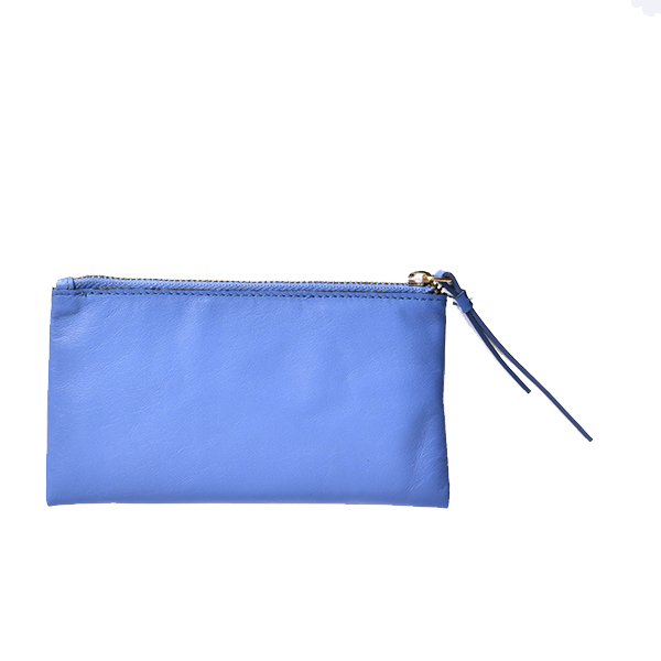 INTEMPOREL Zip purse + key ring 1