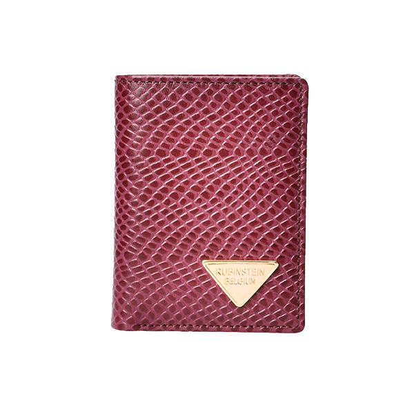 Rubinstein Bank card holder